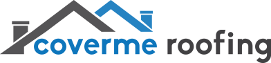 colored coverme roofing logo