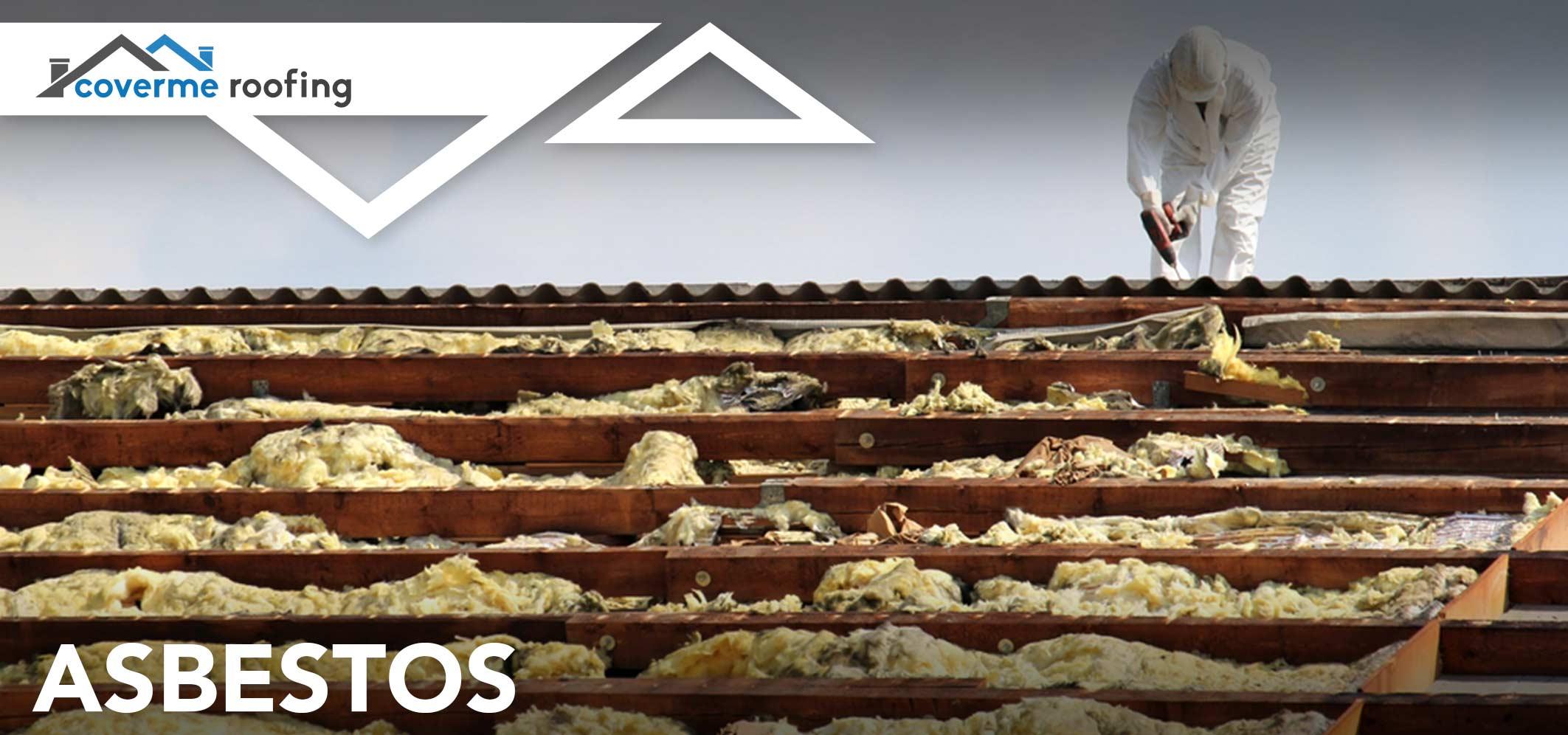 asbestos treatment on roof